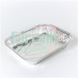 Bandeja Alumínio Wyda 2000ml C/100