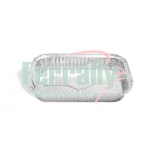 Bandeja Alumínio Wyda 1500ml C/100