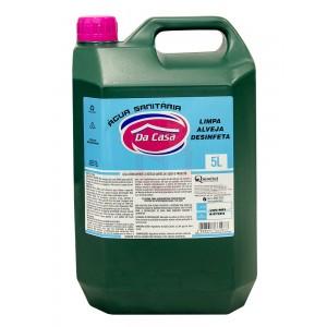 Água Sanitária Da Casa (5 Lts)