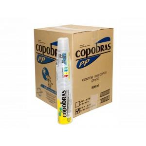 COPO COPOBRAS 500ML C/50 (20)